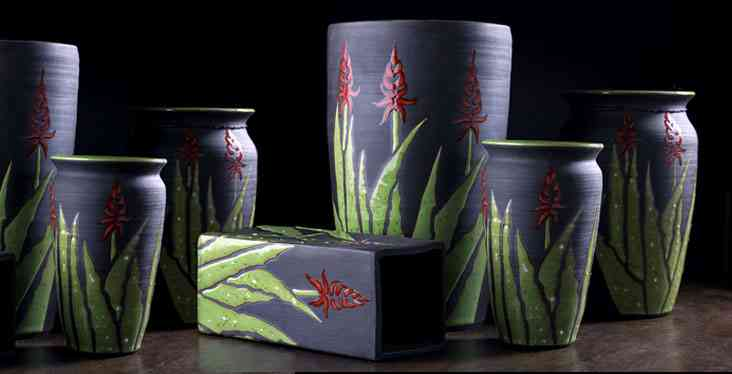 Pottery by Jim Sudal